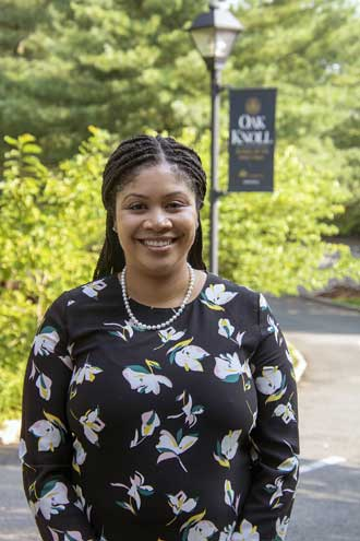Miller joins Oak Knoll School as director of diversity, equity, inclusion and justice