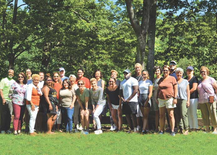 CASA of Union County salutes its volunteer child advocates at barbecue