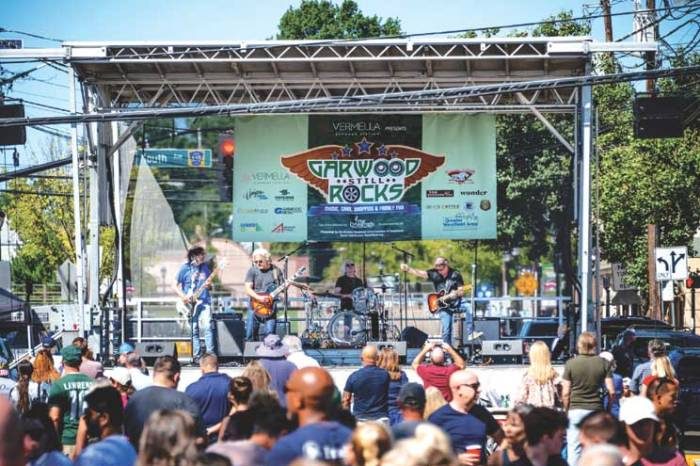Thousands turn out for 2021 return of Garwood Still Rocks! in downtown