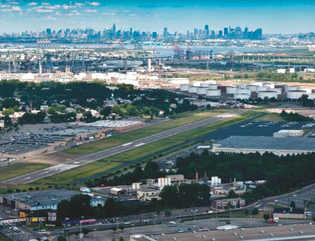 Linden Airport proves itself a useful commodity