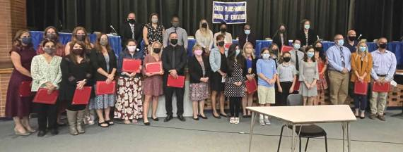 Scotch Plains–Fanwood Regional School District celebrates newly tenured teachers/staff