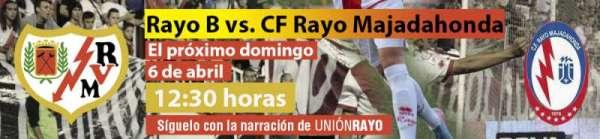 Rayo B - CF Rayo Majadahonda