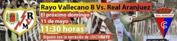 Rayo B - Aranjuez