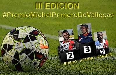 Cartel Premio Michel Primero deVallecas JR3
