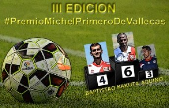 Cartel Premio Michel Primero deVallecas JR7
