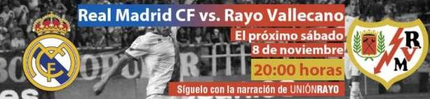 Real Madrid - Rayo