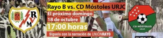 Rayo B - cd mostoles