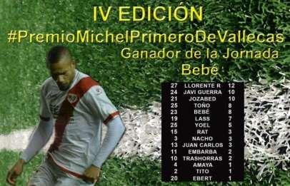 J21 GANADOR Premio Michel Primero de Vallecas