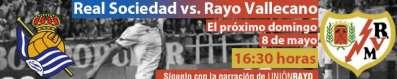 Real sociedad - Rayo