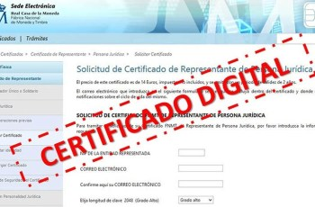 Цифровая подпись (Firma Digital) в Испании официально без физического присутствия