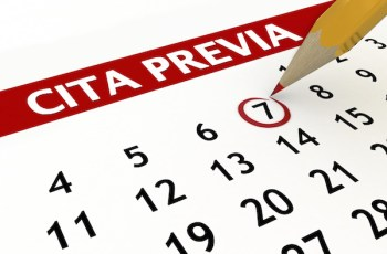 Новая система получения CITA PREVIA в Мадриде