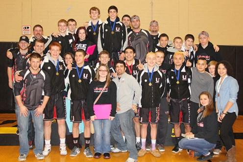 2014 4A Region II Champions