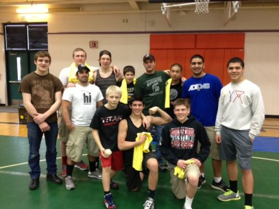 Fundraiser, Battleground Tournament
