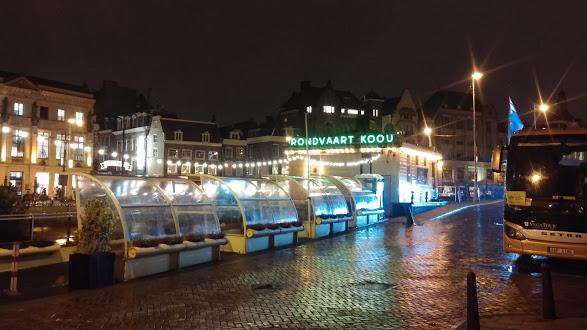 Nočný Amsterdam (Foto: Dóra Fehér)