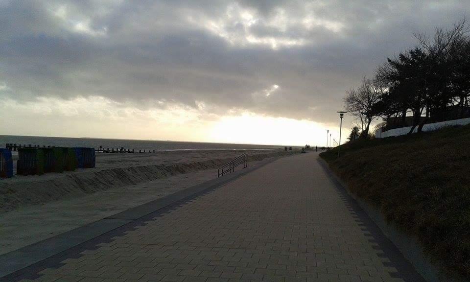Prechádzka pri mori (Foto: Daniela Dujčáková)