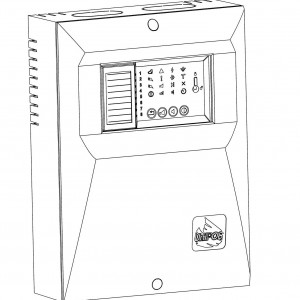 Fire Extinguishing Control Panel FS5200E