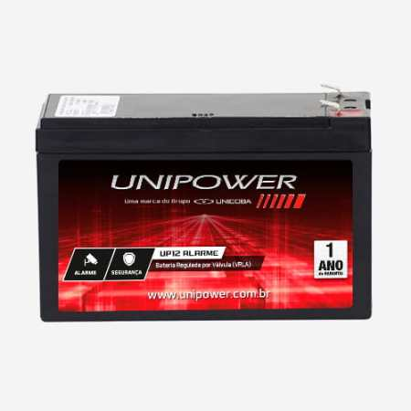 Bateria para Alarme UP12