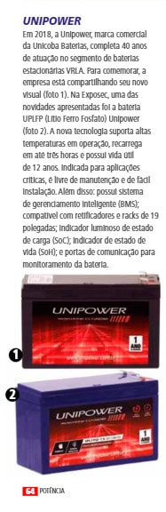 UNIPOWER Revista Potência