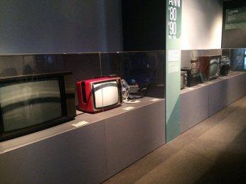 τηλεοράσεις απο τις δεκαετίες του '80 και του '90