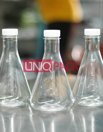 botol plastik 330ml lab takar