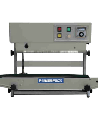 Continuous band sealer Powerpack SF-150V