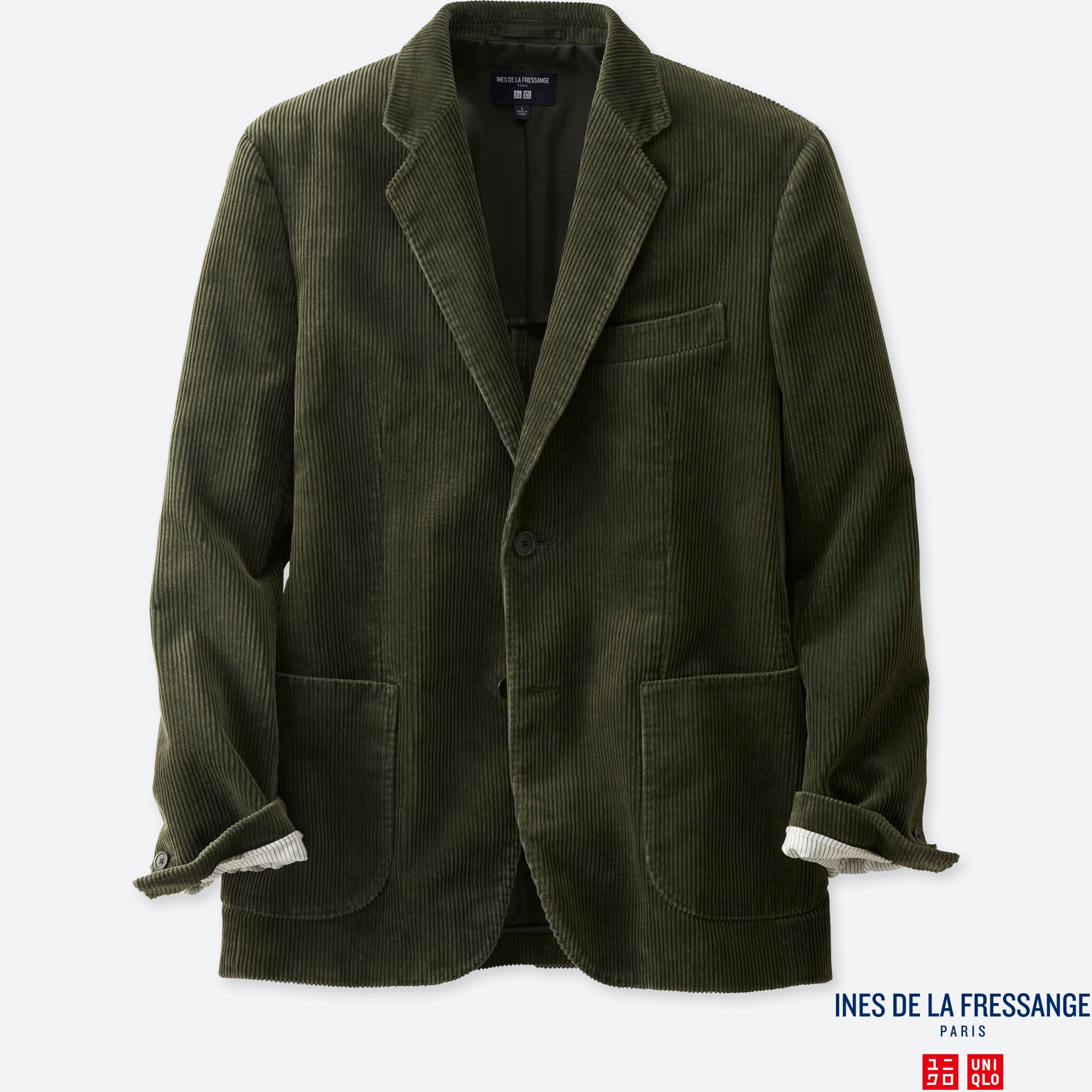 Men's Corduroy Jacket Coat