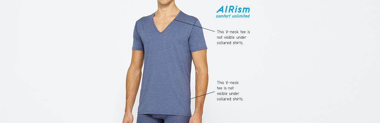 Men's AIRism | UNIQLO