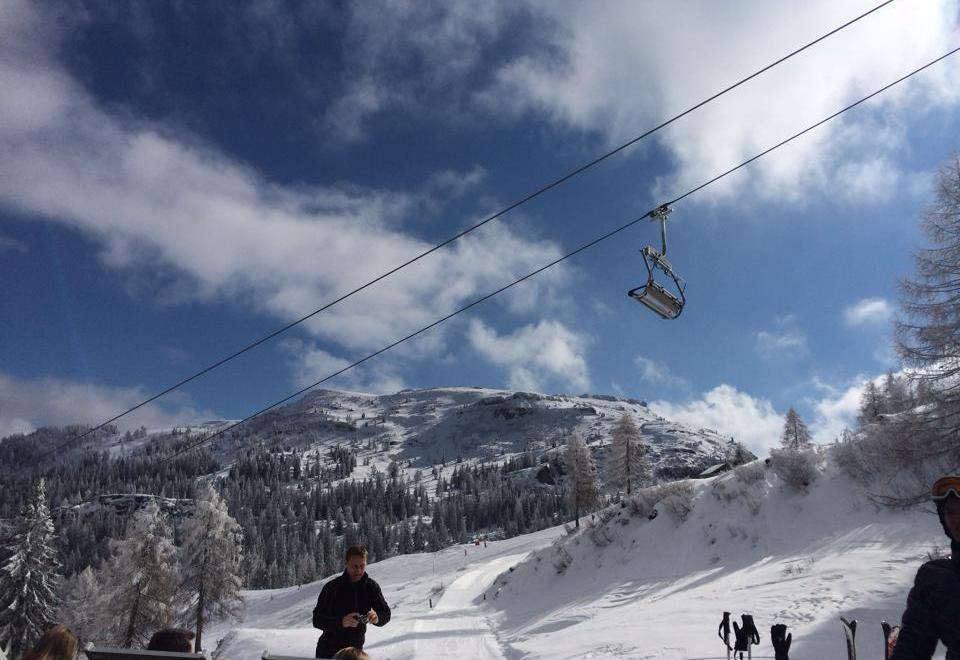 Nassfeld – Skiurlaub in Kärnten