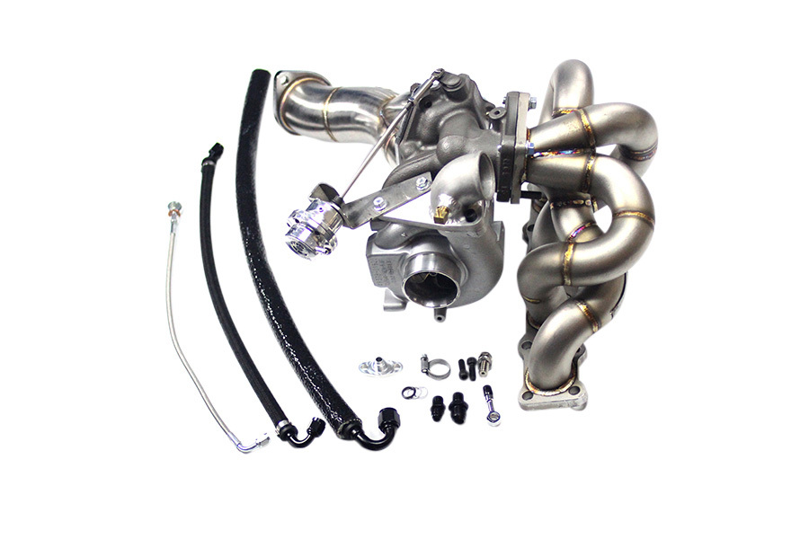 ISR PERFORMANCE EVO 8/9 BOLT-ON TURBO UPGRADE FOR THE