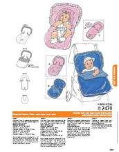 How To Make A Baby Car Seat Cover  Free Patterns