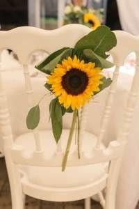 Unique Ceremonies - SUNFLOWER IS THE PERFECT PICK - Gael Sacre
