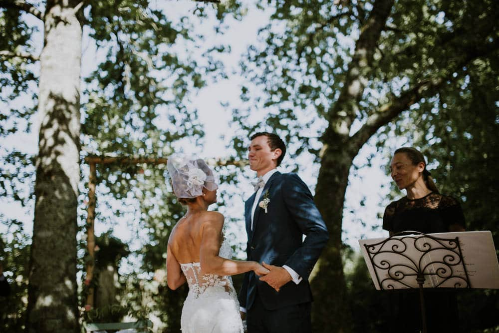 wedding ceremony in france - unique ceremonies
