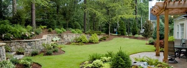 atlanta landscaping company unique