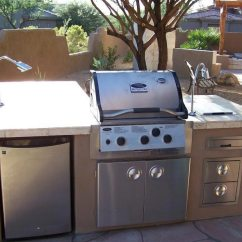 Outdoor Kitchen Bbq High Chairs Kitchens & - Photo Gallery