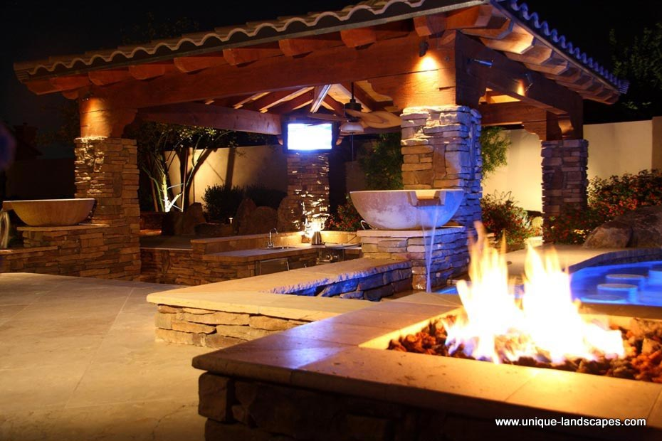 Outdoor Kitchens & BBQ Photo Gallery