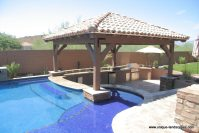 Swim-up Bars and Swimming Pools in Phoenix AZ - Photo Gallery
