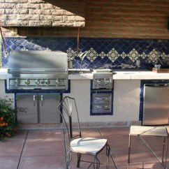 Grill For Outdoor Kitchen Cabinet Doors Lowes Kitchens And Custom Barbecues Living Phoenix Area With Barbecue Tile Counter Tops