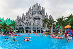 וייטנאם באקסטרים: 5 פארקי השעשועים הטובים בווייטנאם