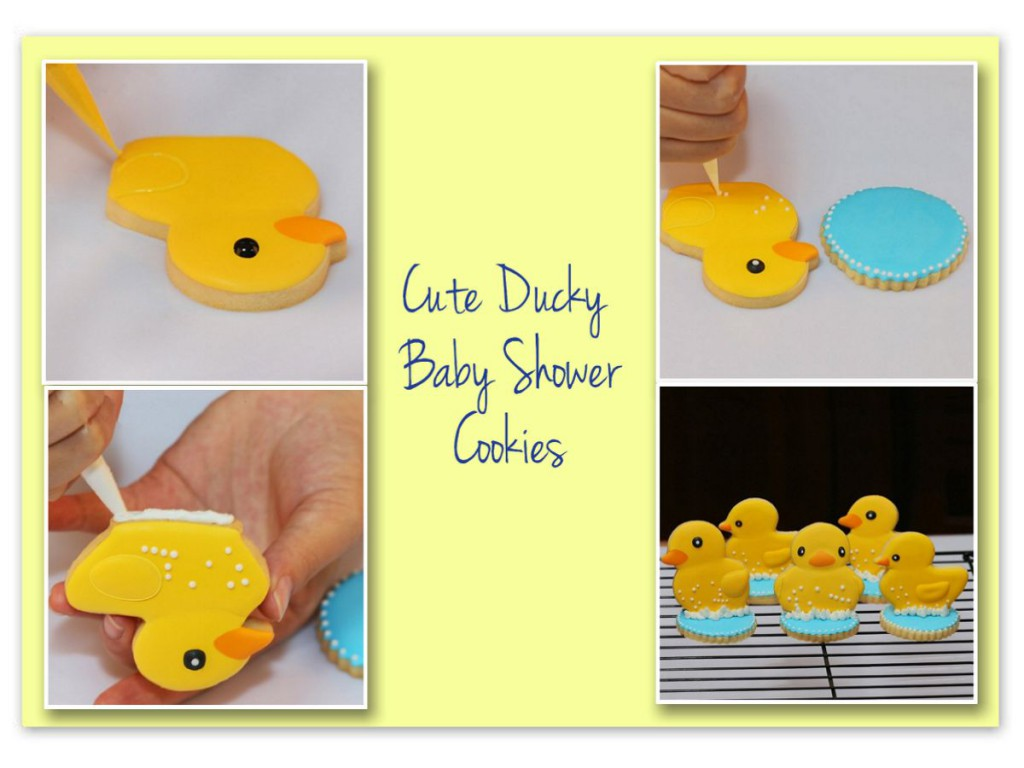 Amazing Rubber Ducky Baby Shower Supplies & Ideas