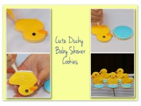 Amazing Rubber Ducky Baby Shower Supplies & Ideas ...