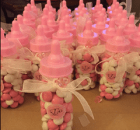 Cool Baby Shower Favors for Girls - BABY SHOWER