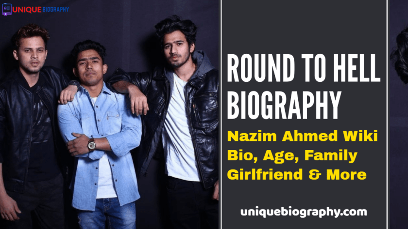 Rounde2Hell Biography Nazim Ahmed Wiki, Bio, Age, Family, Girlfriend & More