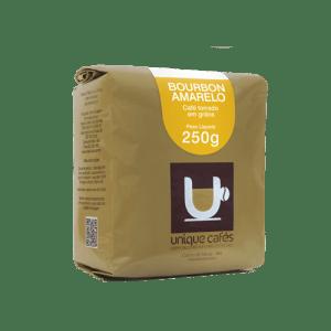 Bourbon Amarelo - 250g - Torrado em Grãos