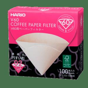 Filtro Hario V60 - Natural