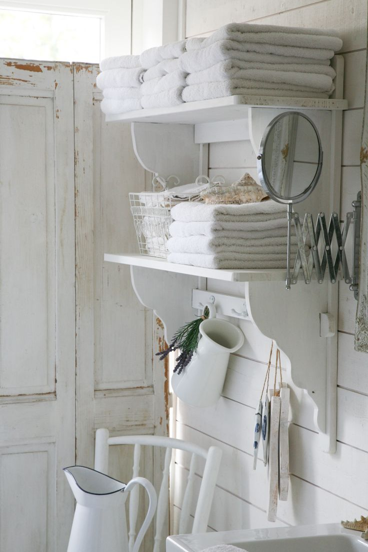 white shabby chic rooms  UniqueChic Furniture Limited