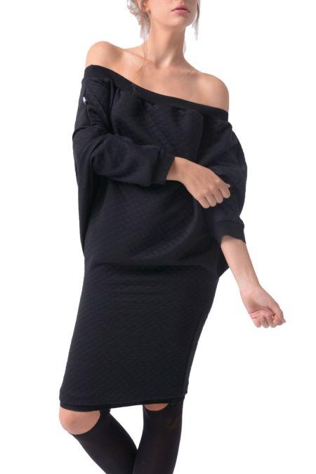 Vestido corto - Sudadera