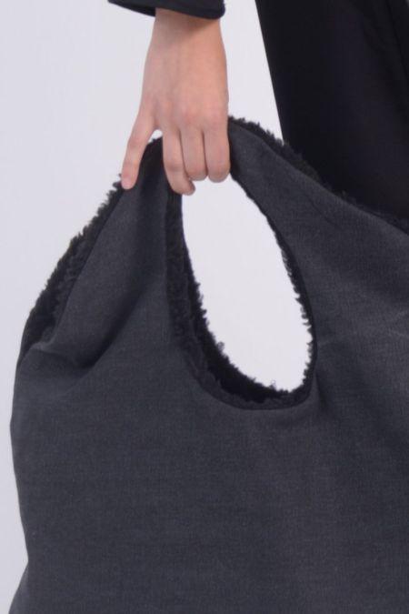 Ane - bolso de mano reversible