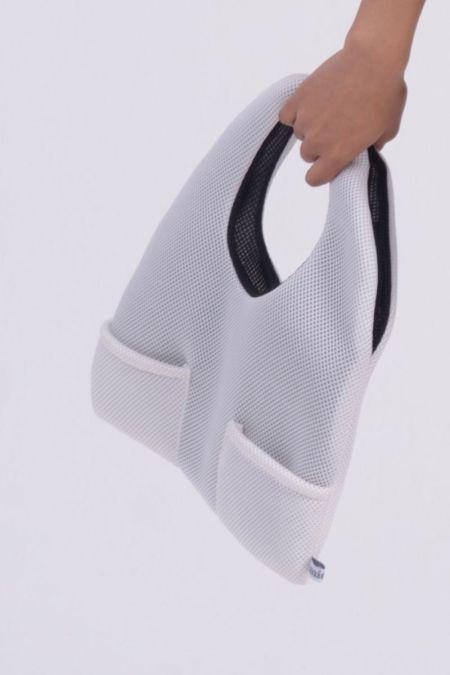 Ana - bolso de mano reversible
