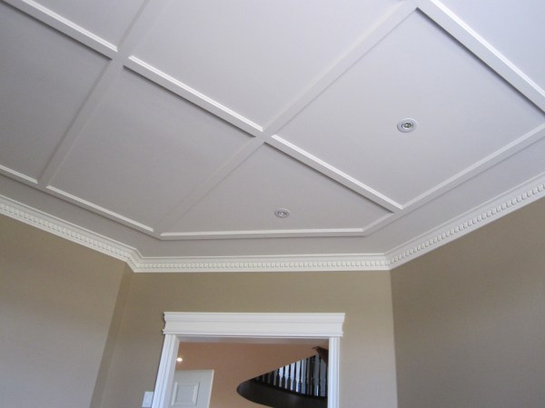 Ceiling Trim Moulding