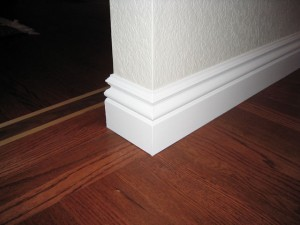 Baseboards  Unique Custom Mouldings  Trim
